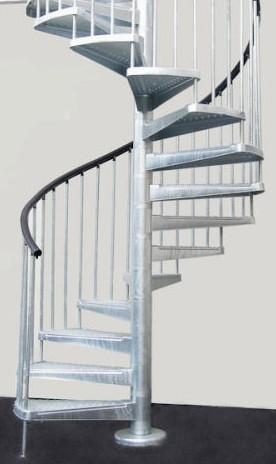 Scala a chiocciola usata idee per cancelletto per cani usato immagini che idee di con - Cancelletti per scale a chiocciola ...